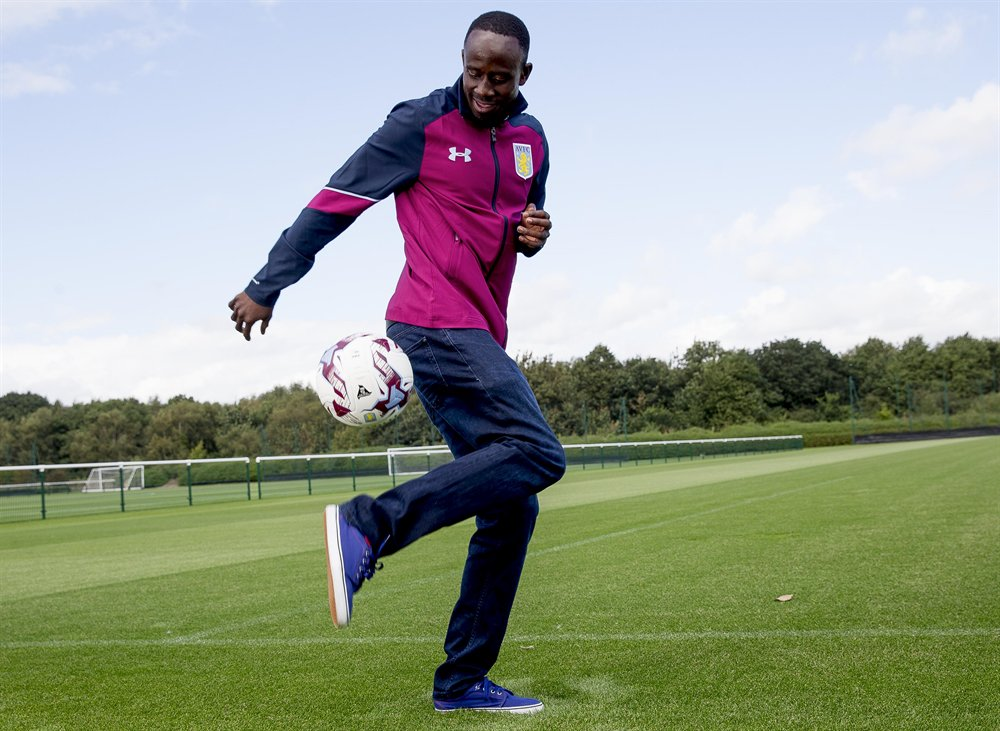 Albert Adomah to unveil 'Special AA' dance if Aston Villa beat Fulham in Championship play-off final