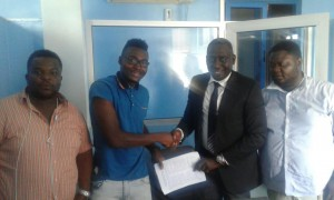 EXCLUSIVE: Alfred Nelson signs two-year contract extension with Bechem United