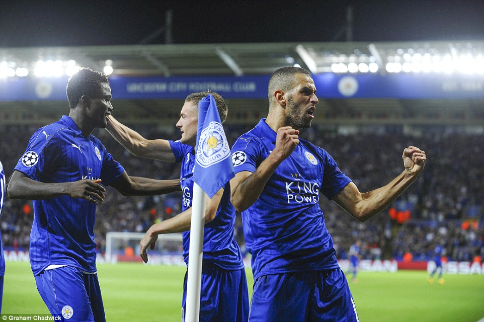 Ghana ace Daniel Amartey flourishes in Leicester City triumph over FC Porto on Foxes home debut in the Champions League
