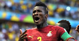 Legendary striker Asamoah Gyan peaks at the right time for 2018 World Cup qualifiers