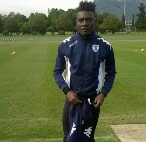 Goalkeeper Clement Ashitey joins Ethiopian side Dedebit on two-year deal