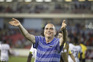 Ghana coach Avram Grant submits squad for double-header against Uganda and South Africa