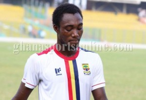 Hearts defender Owusu Bempah announces departure from club following expiration of contract