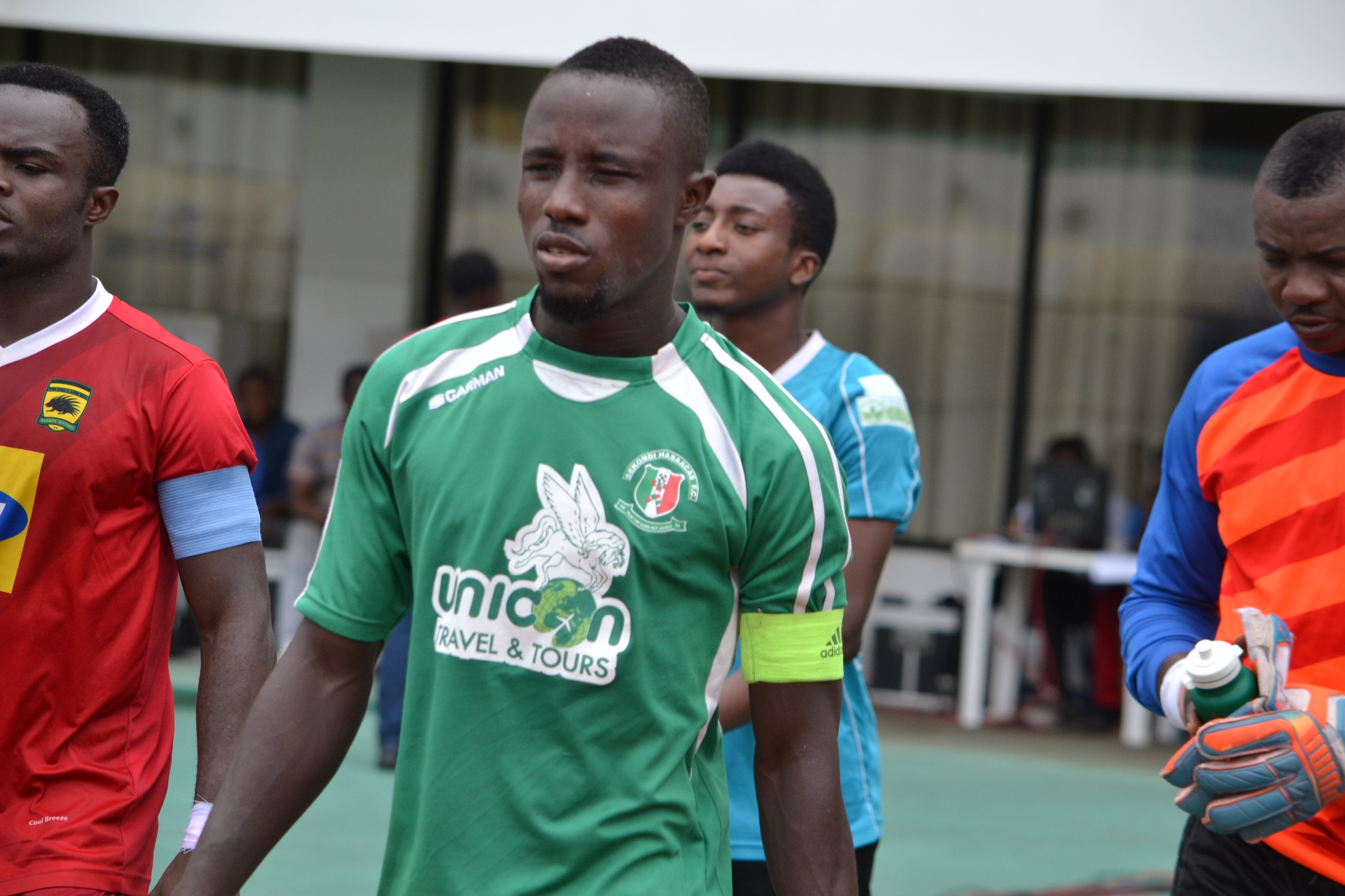 Hasaacas to miss captain Daniel Egyin and Samuel Afful for WAFA clash