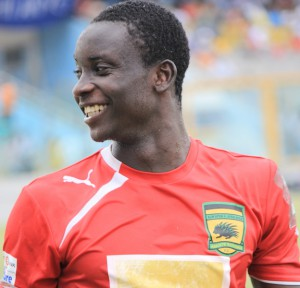 Kotoko striker Dauda Mohammed denies playing waiting game to leave on free transfer