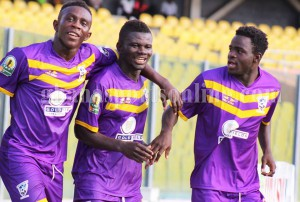 Medeama coach Augustine Adotey makes case for 'terrific' Kwesi Donsu to earn Black Stars call-up