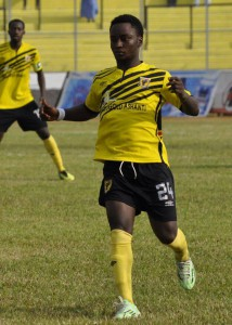 Ashantigold playmaker Osei Baffour hails this season's performance as best in his career