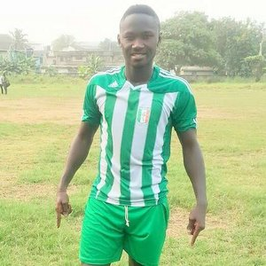Hasaacas striker Eric Bekoe vows quick return to the Premier League after side suffered relegation