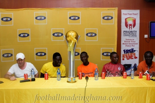 MTN FA Cup semi-final draw to be held today