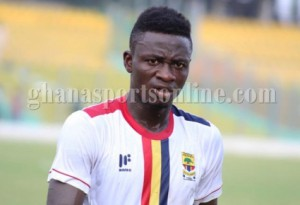 Hearts put defender Fatau Mohammed on transfer-list - report