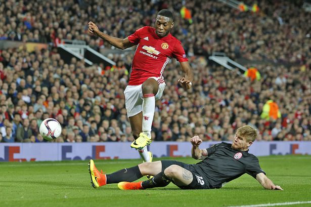 Ghana-target Timothy Fosu-Mensah delighted with Man Utd form after excelling in Europa League