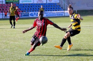 Ghanaian striker Gabriel Mensah delighted to have scored on Pietà Hotspurs debut in Malta