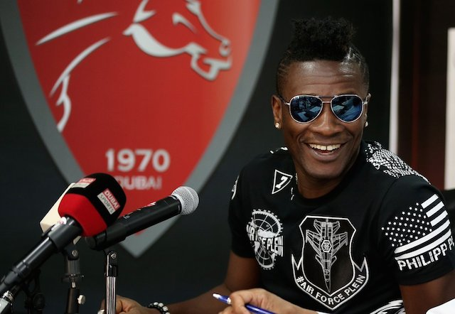 Ghana skipper Asamoah Gyan among top ten earning footballers in the world