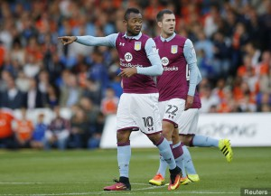 Aston Villa rejected  £11 million offer from Marseille for Ghana striker Jordan Ayew - report