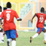 Kotoko coach Michael Osei hints at swoop for Premier League top stars Latif Blessing, Abednego Tetteh and Baba Mahama