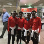 PHOTOS: Black Maidens leave for FIFA U17 Women's World Cup finals in Jordan