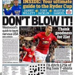Today's newspaper gossip: Rashford set for England recall for World Cup qualifiers