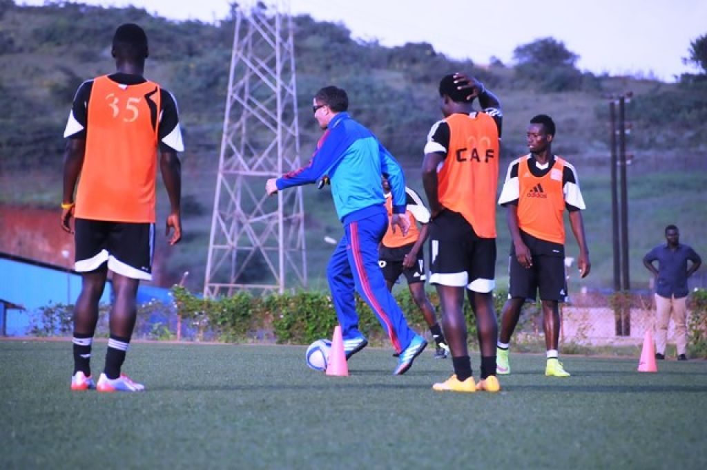2018 FIFA World Cup qualifiers: Uganda coach counting on Togo friendly to toughen side for Ghana clash