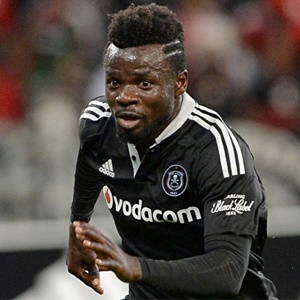 Bernard Morrison admits he must work hard to retain Orlando Pirates starting berth