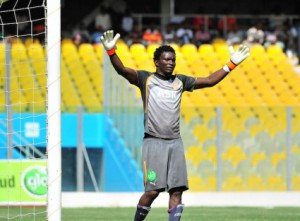 Ghanaian goalie Nana Bonsu on verge of securing historic Nigerian League title with Enugu Rangers