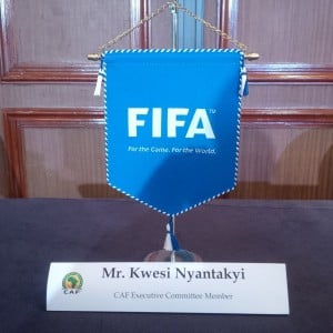 'Unbeatable' Ghana FA chief Kwesi Nyantakyi has not lost an election after latest FIFA Council success