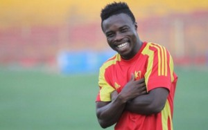 Augustine Okrah hits double for Al Merrikh in heavy win over Medani, takes personal best to 17 goals