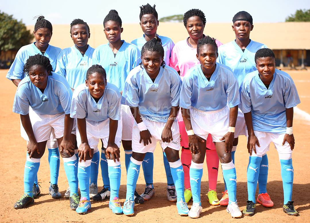 Sanford Women's FA Cup: Police Ladies, Prison Ladies reach final