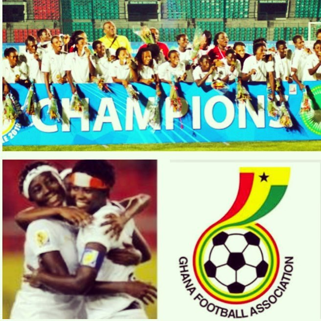 CAF ratifies Ghana's bid to host 2018 Africa Women's Championship