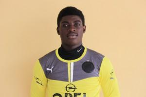 WAFA goalkeeper Razak Abalora directs Hearts to contact his club over his signature