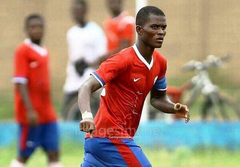 Video: Samuel Sarfo scores sublime free-kick for Liberty Professionals against WAFA