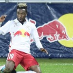 Ghana striker Samuel Tetteh to play in Austrian top-flight after signing Red Bull Salzburg contract