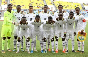 Ghana's U17 departs for Cote D'voire on Thursday ahead of decisive qualifier