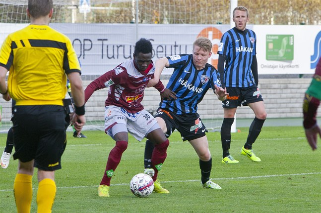 Ghanaian youth forward Seth Paintsil making progress on injury recovery in Finland