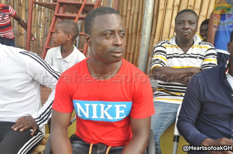 "Ex-Hearts star Charles Taylor told ""under no circumstances"" walk to Accra stadium after recent tirade at club"