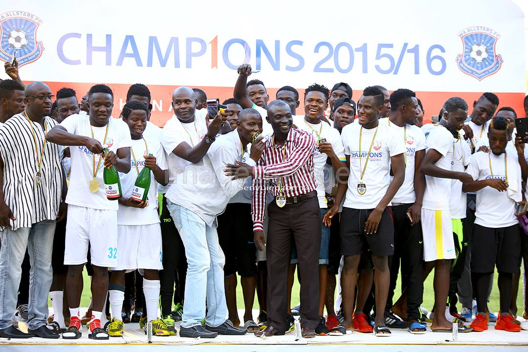 Ghana Premier League ranked 21st best in Africa