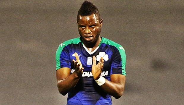 Europa League: Suspended Wakaso Mubarak misses Panathinaikos trip to Celta Vigo