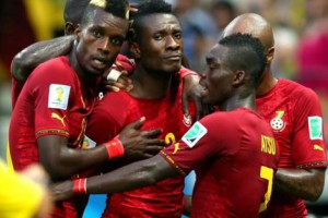 Ghana named as top seeds for 2017 Nations Cup draw, could face Egypt, Tunisia, Cameroon