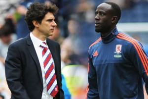 Middlesbrough manager Aitor Karanka says future will show if