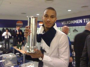 Ghana goalkeeper Adam Kwarasey wins Norwegian league title with Rosenborg