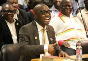 Ex-Ghana FA scribe Worlanyo Agrah backs Kwesi Nyantakyi to win FIFA Executive slot