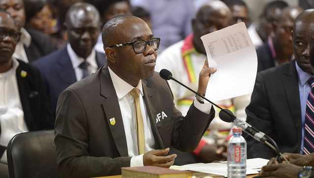 Nyantakyi faces FIFA Council election today, two seats available