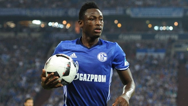 Q&A: Baba Rahman vows to do all to turn Schalke 04 season's around