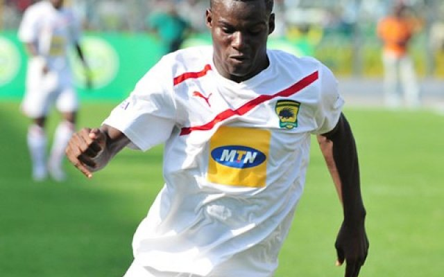 Amed Toure tells former club Asante Kotoko he's ready for a fourth spell