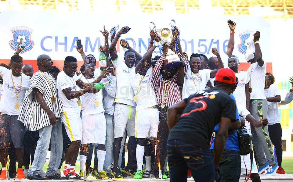 FEATURE: Chronicle of the great moments of the 2015/16 Ghana Premier League