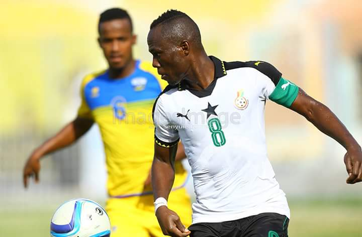 Ghana midfielder Agyemang-Badu wants to venture into coaching after playing career