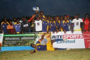 PHOTOS: University of Ghana win 2016 UPAC Football Championship