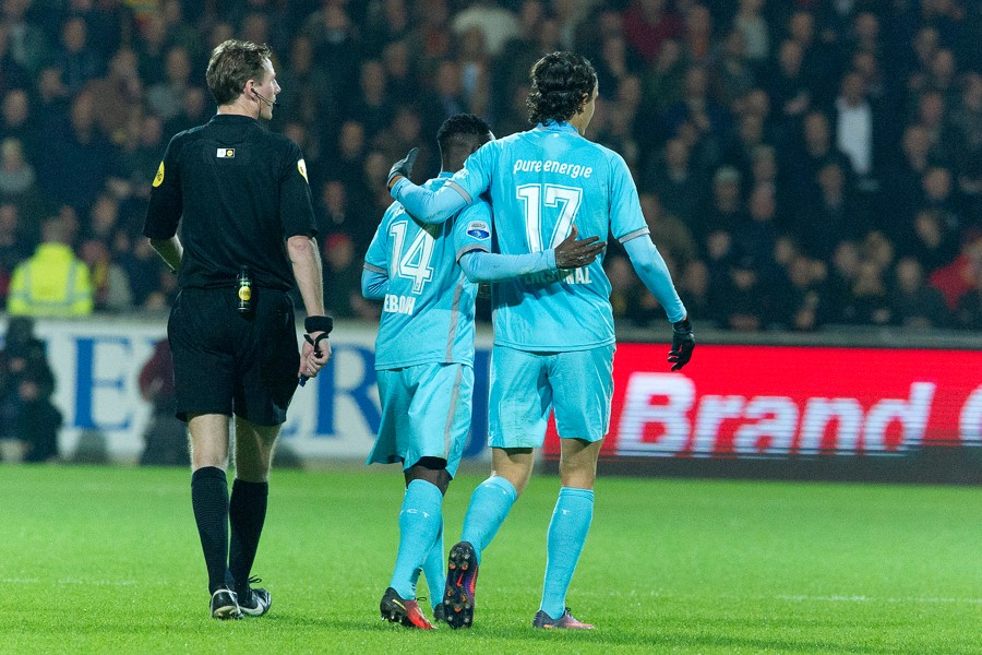 FC Twente impressed with Yaw Yeboah's exploits in Dutch league