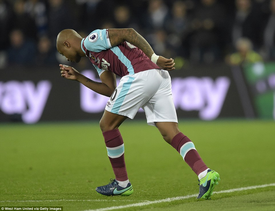 Massive boost for Ghana as Andre Ayew returns from injury to help West Ham United defeat Chelsea League Cup