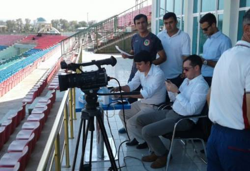 Tajikistan launches online match streaming platform