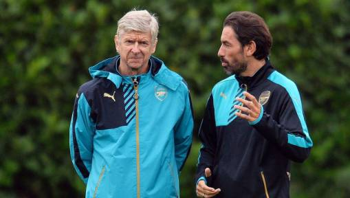 Arsenal Legend Robert Pires Eyeing Role as Gunners Sporting Director and Says 'Arsene Knows It'